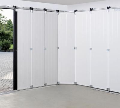Portes De Garage AB Fermetures Porte De Garage Barrières - Hormann porte sectionnelle